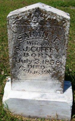 Sarah F. <i>Gibson</i> Coffey