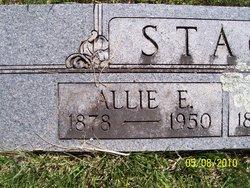 Allie E. <i>Kuykendall</i> Stacy