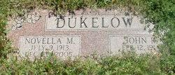 Novella B. <i>Morton</i> Dukelow