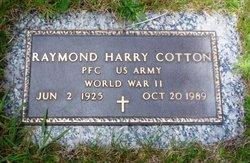 Raymond Harry Cotton
