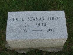 Phoebe <i>Smith</i> Bowman Ferrell