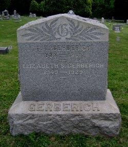 Elizabeth <i>Shope</i> Gerberich