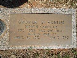 Grover S Adkins