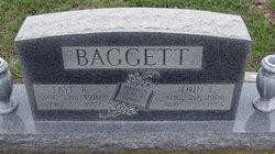 Faye Rebecca <i>Wyatt</i> Baggett