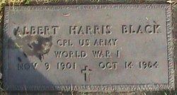 Albert Harris Black