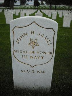 John H. James