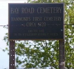 Bay Road Cemetery