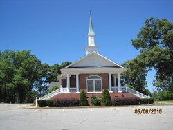 Dacusville United Methodist Church Cemetery