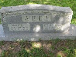 Walter L Abel