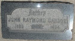 John Raymond Carson
