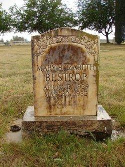 Mary Elizabeth Bestrop