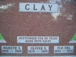 Oliver Sidney Clay