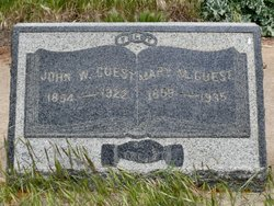John William Guest, Jr