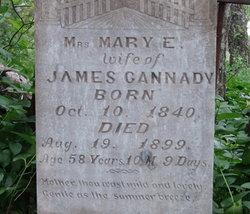 Mary E Canady