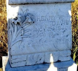 Henry Wood Davis