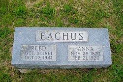 Reed Eachus