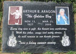 Art Golden Boy Aragon