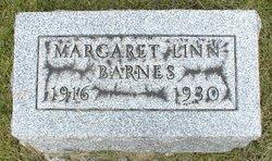 Margaret Linn Barnes