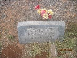 Tempie Jane <i>Bruce</i> Bell