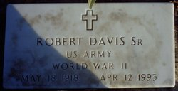 Robert David Davis, Sr