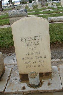 Everett Miles