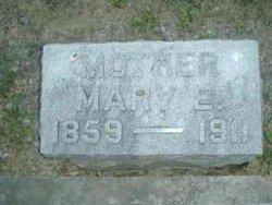 Mary Ellen <i>Stinnett</i> Wetzbarger
