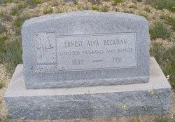 Ernest Alva Beckham