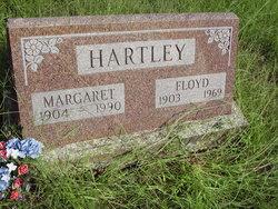 Margaret Catherine <i>Baker</i> Hartley