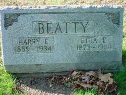Etta Esther <i>Lyons</i> Beatty
