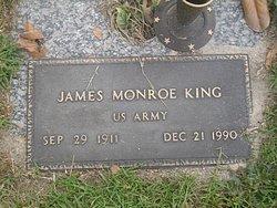 James Monroe King