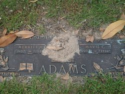 Lucy Mavis <i>Cordell</i> Adams