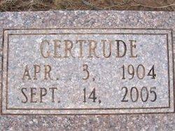 Gertrude Nethery