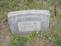 Amos Marion Arnold