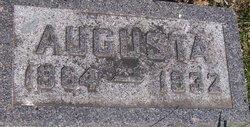 Augusta Wilma <i>Weinkauf</i> Conrad
