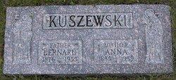 Anna <i>Szulta</i> Kuszewski