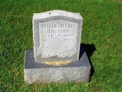 Alicia Marie Hilliard
