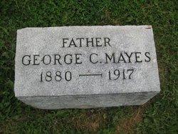 George Cletus Mayes