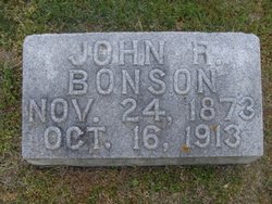 John Raymond Bonson