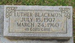 Luther Randolph Blackmon
