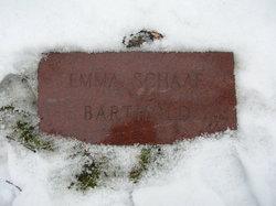 Emma Isabel <i>Schaff</i> Barthold