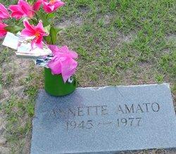 Mellie Mae Annette <i>Hewett</i> Amato