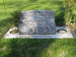 Donald Harold Lisle