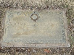 Richard Lane Crump