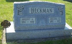 August A. Heckman