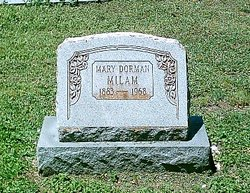 Mary Dorman Milam
