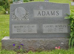 Mrs Goebel <i>Bentley</i> Adams