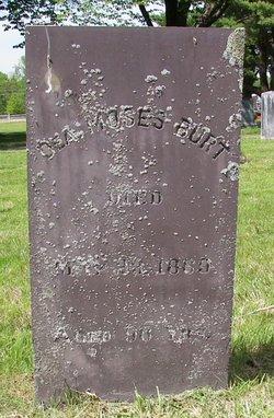 Capt Moses Burt, III