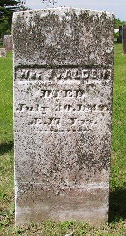 Deacon William J Alden