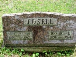Bernice Darling <i>Manchester</i> Edsell