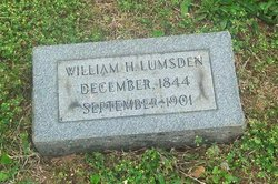 Corp William Harper Lumsden